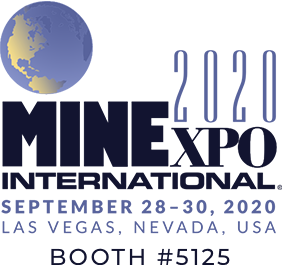 MINEXPO 2020 - Booth #5125